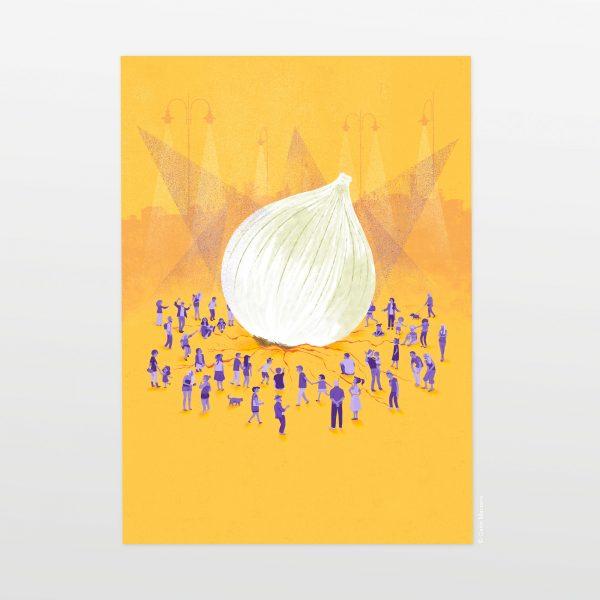 Art tal Ort by Carin Marzaro - stampa artistica fine art giclée print