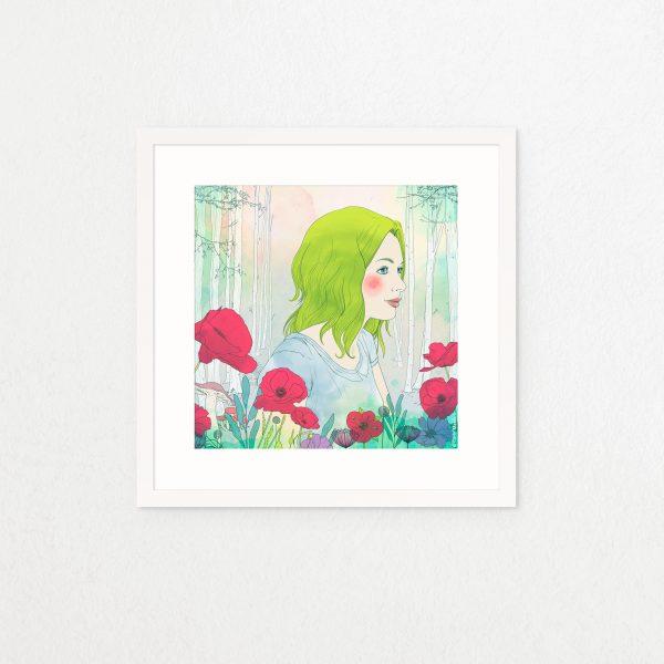 Marveilles by Carin Marzaro - stampa artistica fine art giclée print